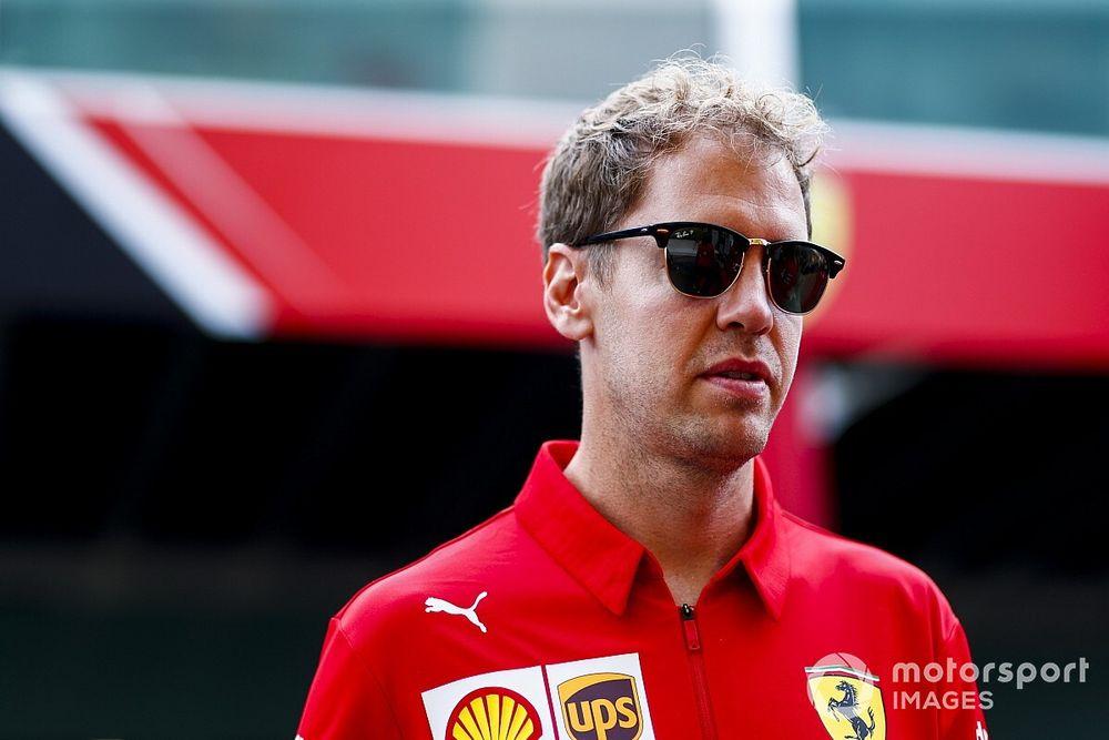 """Vettel: """"No es mi mejor momento, pero tampoco el peor"""""""