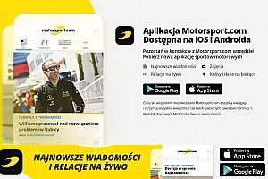 Nowa aplikacja Motorsport.com