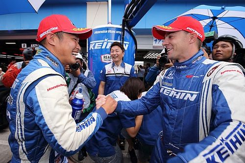 第6戦オートポリス予選タイム結果:17号車KEIHIN NSX-GTが圧巻ポール