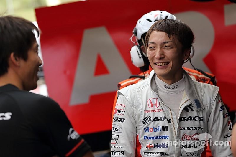 8号車の野尻智紀、予選でコンマ7秒差をつけられるも「正直あまり気にしていない」