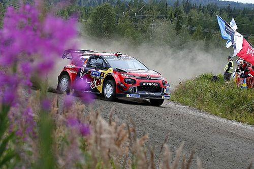 WRC, Rally Finlandia, PS9: Lappi sale in seconda posizione