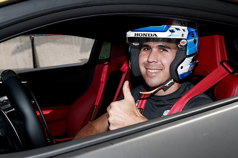 """Wickens esclusivo: """"Studio un volante per me, Zanardi insegna..."""""""