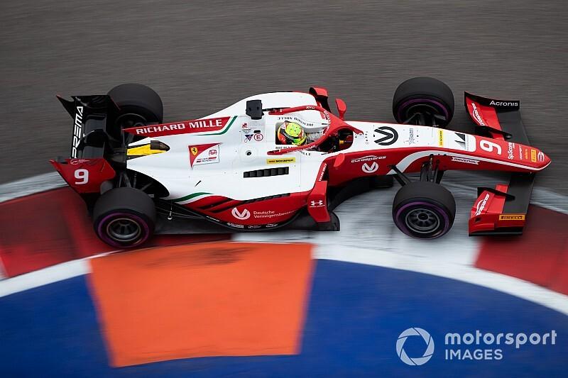 Schumacher szenzációs manővere Szocsiból