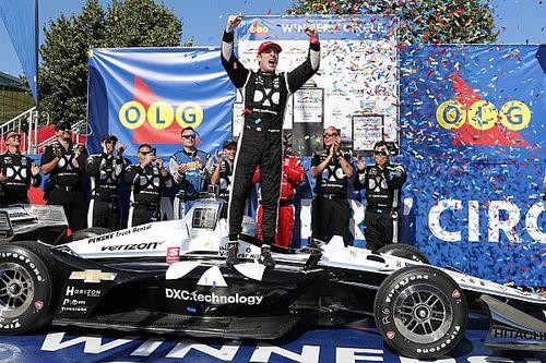 IndyCar Toronto: Pagenaud wint na spannende slotfase