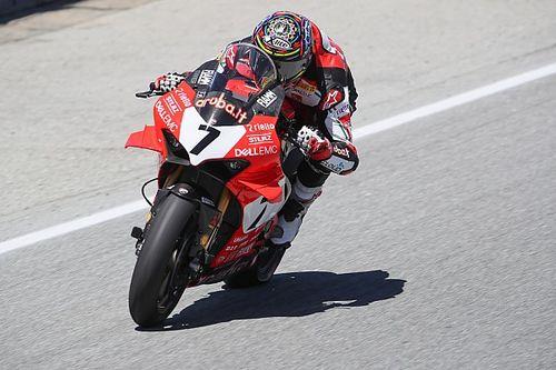 Photos - La livrée spéciale de Ducati à Laguna Seca