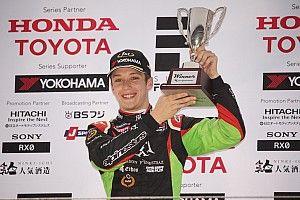 全日本F3王者のフェネストラズ、日本での長期的なレース継続を熱望