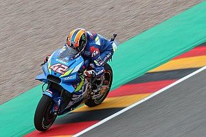 "Rins had ""no warning at all"" about Sachsenring crash"