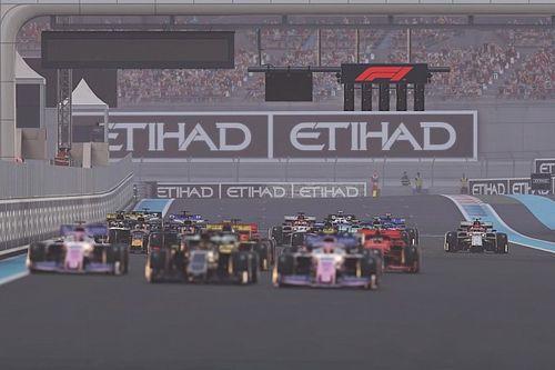 Codemasters renueva con la F1 hasta 2025