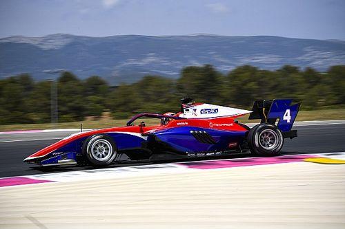 Дуэн одержал первую победу в Формуле 3