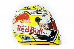 Helm Spesial Verstappen di F1 GP Styria, Fans Bisa Beli Skala Kecilnya