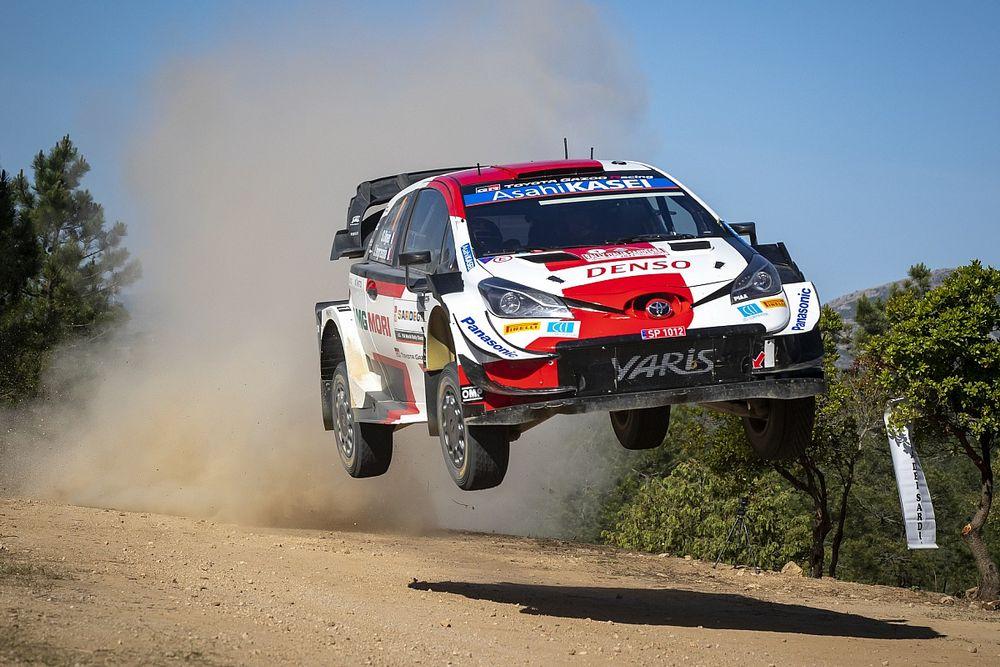 WRC, Rally Italia, PS13-14: Ogier allunga su Sordo