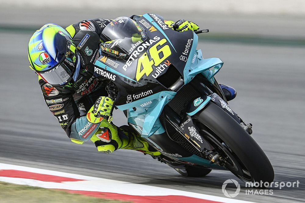 Petronas et Yamaha préparent le départ probable de Valentino Rossi