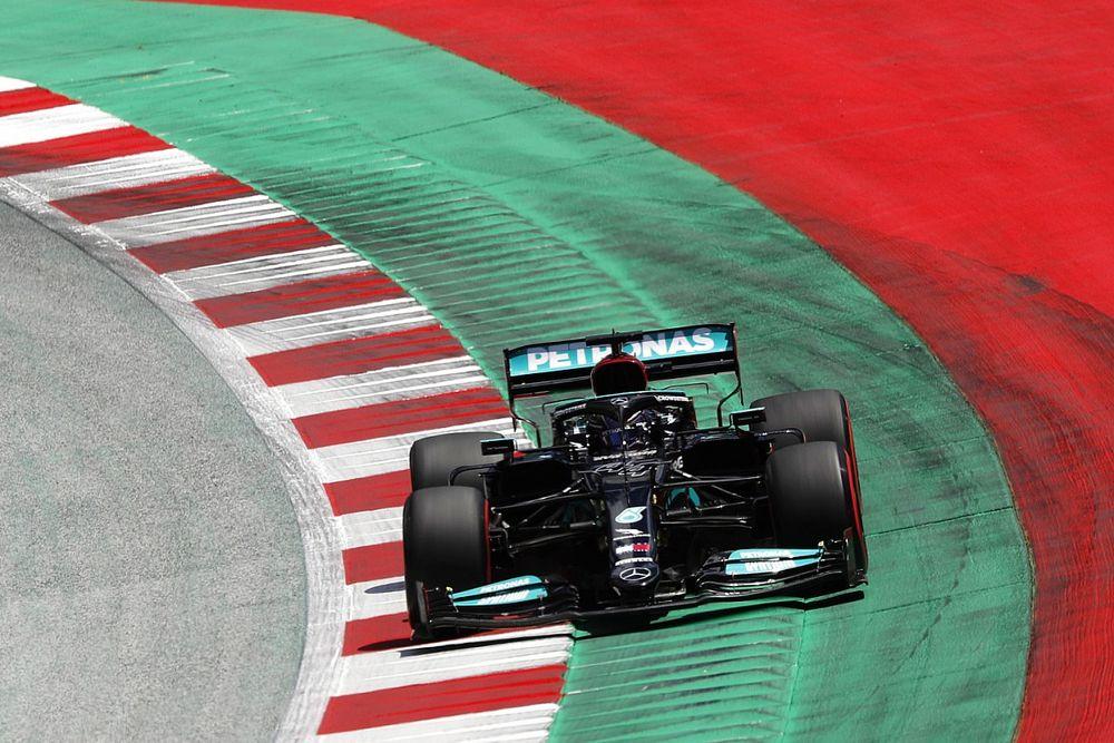 【F1動画】2021年第8戦シュタイアーマルクGPフリー走行3回目ハイライト