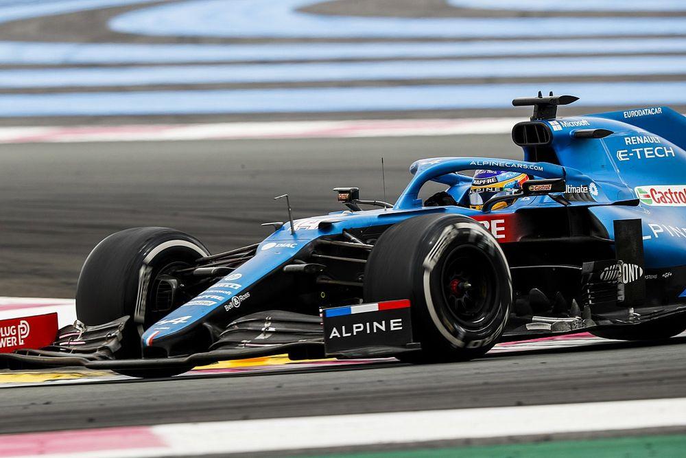 """F1: Prost diz que Alonso """"está de volta"""" após 8º lugar na França"""