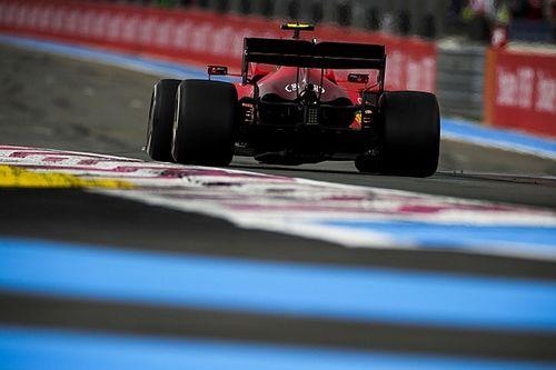 Les plus belles images des Ferrari au GP de France