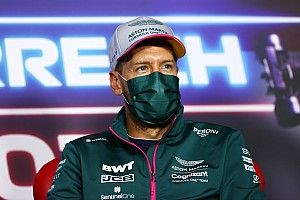 """Vettel: """"Benim işim takıma insanları dahil etmek değil, aracı sürmek"""""""