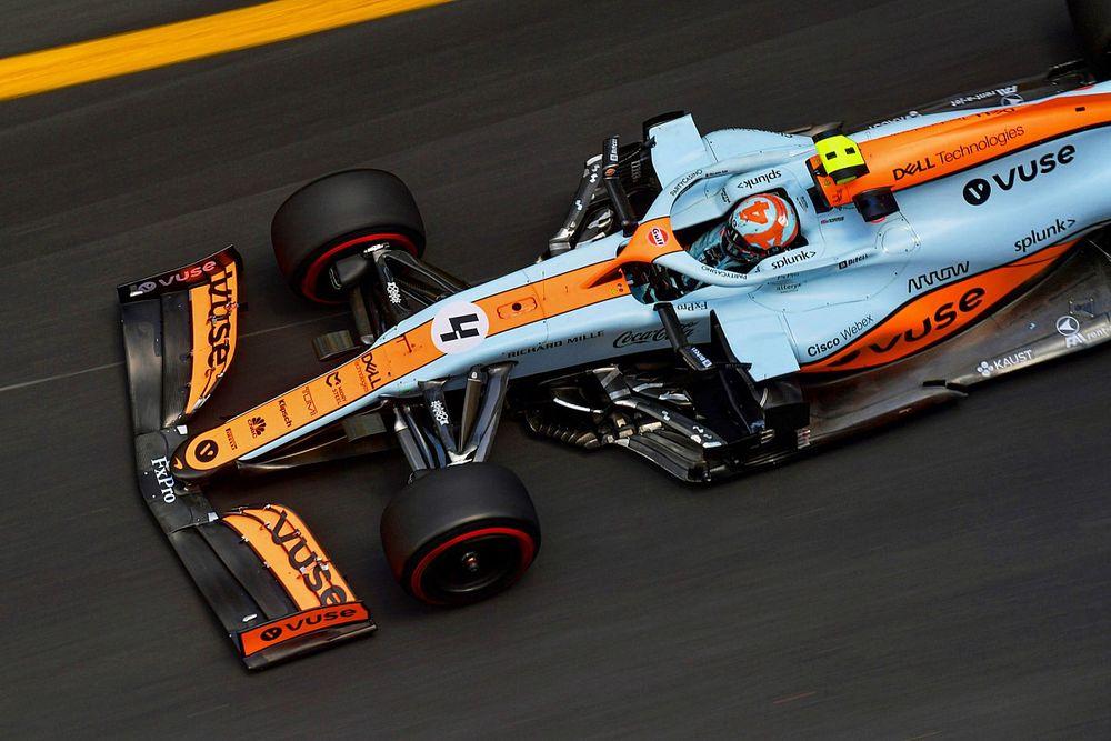 McLaren isim sponsoru aramıyor