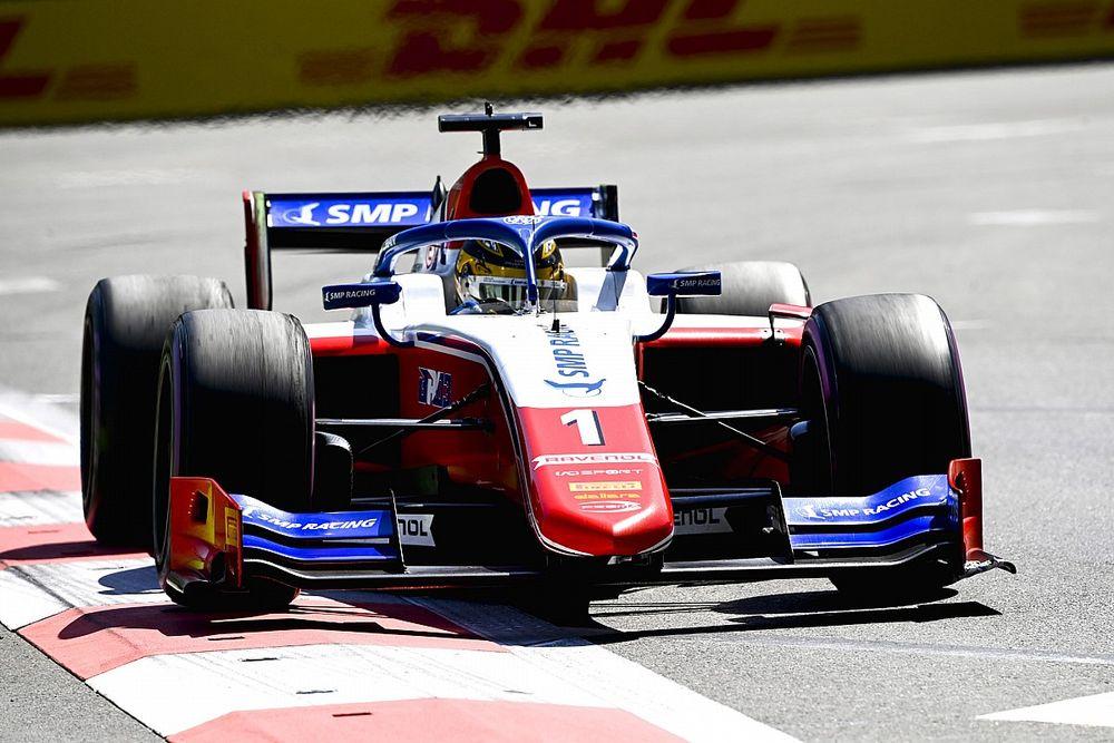 F2: Shwartzman vence de ponta a ponta em Baku; Drugovich é 14º
