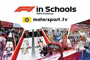 Final da F1 in Schools será transmitida ao vivo em novo canal da Motorsport.tv