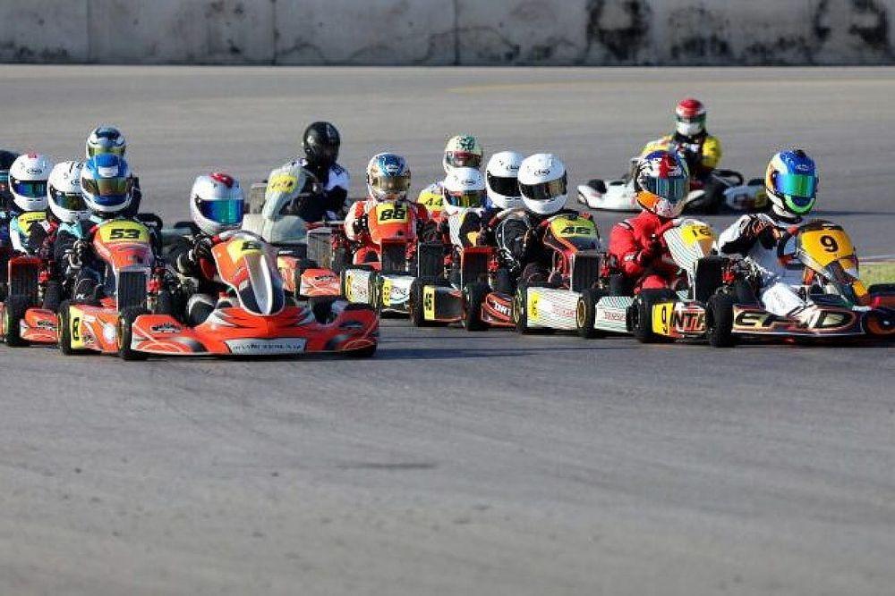 Karting heyecanı İzmir'de devam etti