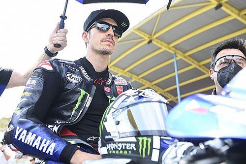"Vinales' MotoGP future ""at a standstill"" following Yamaha exit"
