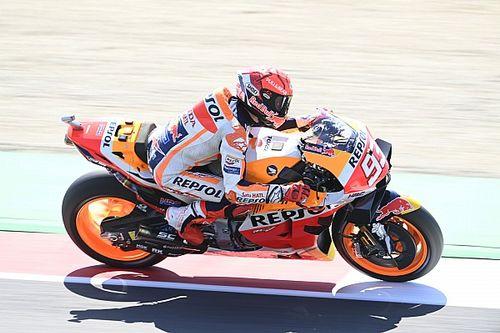 """【MotoGP】マルク・マルケスがイタリアGP予選で見せた""""後追い戦術""""をヤマハが痛烈批判"""
