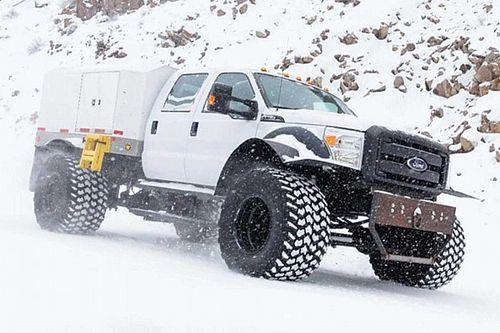 Así es el salvaje pick-up de correos del parque de Yellowstone