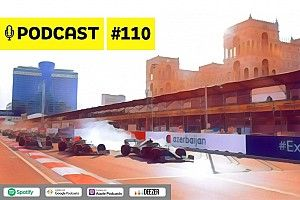 Podcast #110 - Erro de Hamilton mostra um campeão sob pressão?