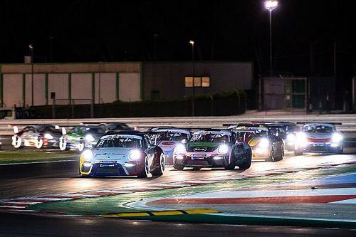 Carrera Cup Italia, il sabato di Misano consuma il primo strappo