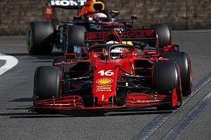 """Binotto """"esperaba algo mejor"""" de Ferrari en el GP de Bakú"""