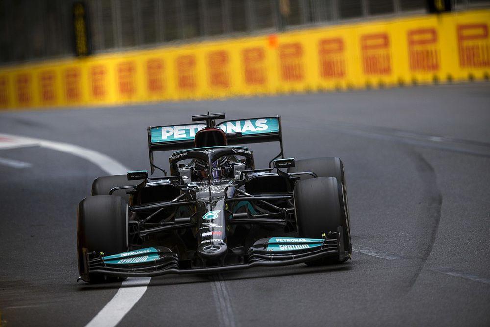 F1: Hamilton tira pontos positivos do fim de semana em Baku