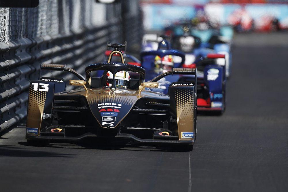 Monaco E-Prix: Da Costa snatches victory with final lap Evans pass
