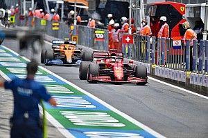 Norris: a Ferrarinak könnyedén előttünk kéne lennie