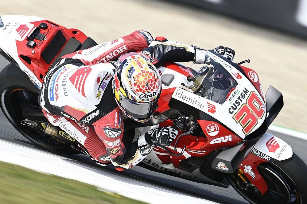 MotoGP, Stiria, Libere 1: Nakagami al top, indietro le Ducati