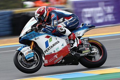 Start P6 Moto2 Prancis, Bendsneyder Berharap Hasil Maksimal