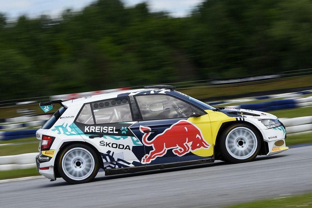 Skoda Motorsport i elektryczna RE-X1