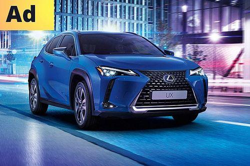Entra a la Era Electrified con el Lexus UX