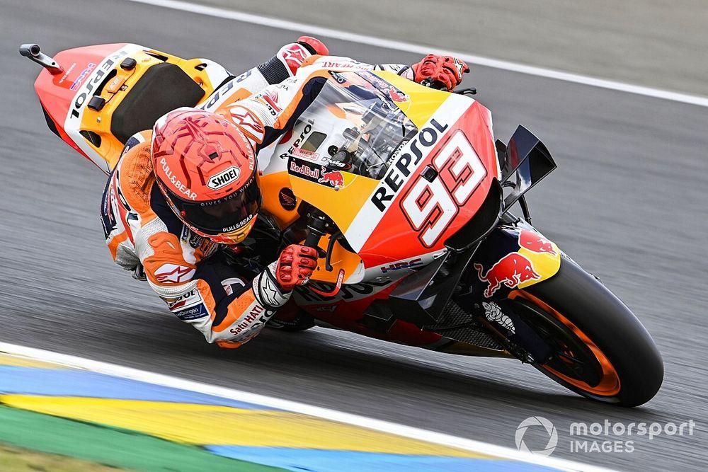 Marquez: egyetlen Honda-motoros pilóta sincsen közel a győzelemhez