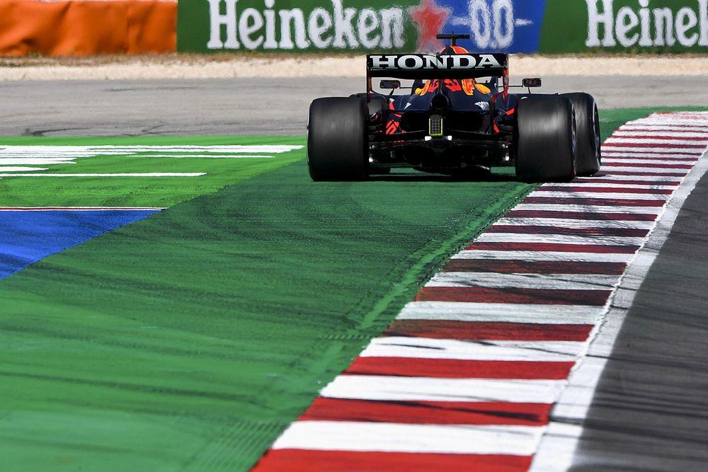 Verstappen's Portimao F1 errors not concerning Red Bull
