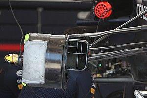 Teknik analiz: Red Bull'un fren kanalı güncellemeleri