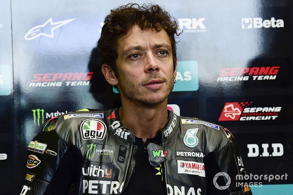 Valentino Rossi: Balap Motor di Level Junior Menakutkan