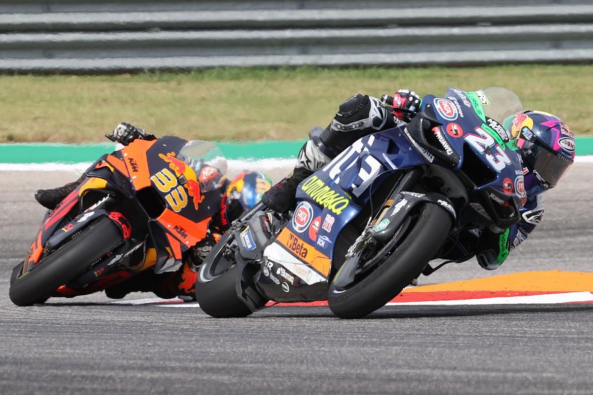 """Bastianini: """"Voel me nu een echte MotoGP-coureur"""""""