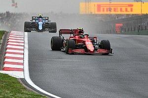 Lap Chart GP Turchia: Sainz, la miglior rimonta della carriera!