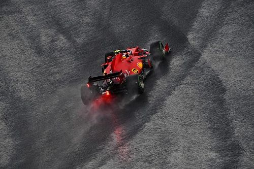 Ferrari podjęło ryzyko