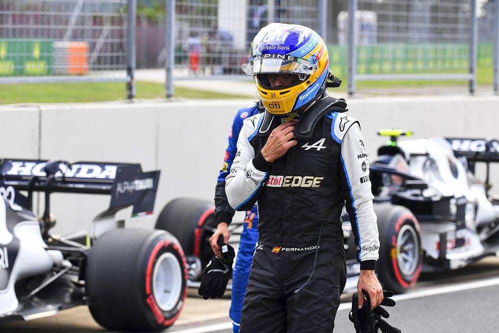 Alonso'ya ceza çıkmadı!