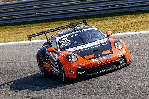 Porsche Carrera Cup Almanya: Zafere ulaşan Ten Voorde şampiyon oldu