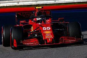 Sainz partira en fond de grille au GP de Turquie