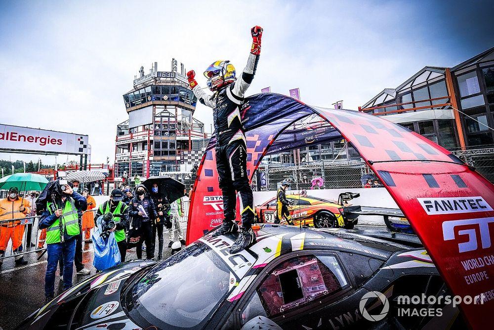"""Ferrari credits Pier Guidi's """"history making"""" drive for Spa win"""