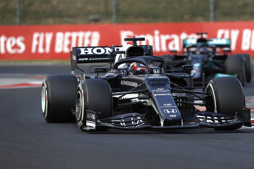 アルファタウリ、ルーキー角田裕毅の苦戦は想定内「複雑な現代F1で、日々進歩している」