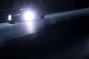 Buemi leidt Toyota 1-2 in avondtraining op Le Mans